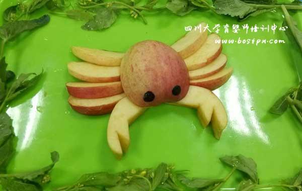宝宝餐-螃蟹