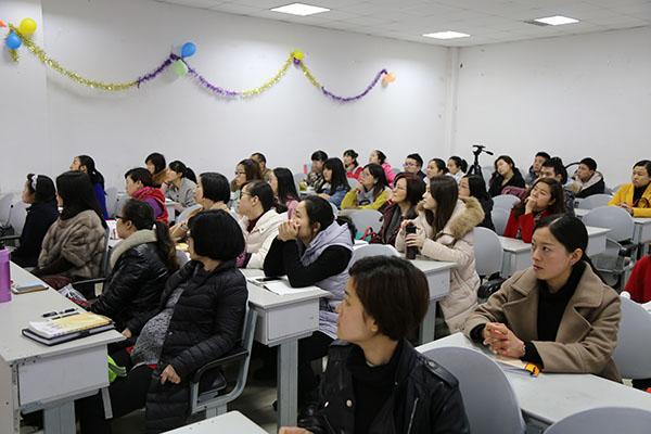 四川大学博思特职业教育培训学校育婴师培训